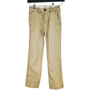Abercrombie & Fitch Slim Straight Chinos Pants 8